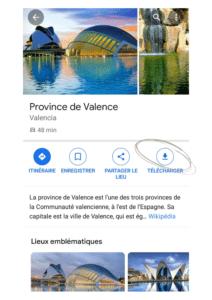 téléchargement carte google