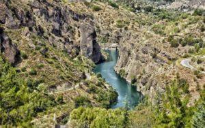 sierras Espagne