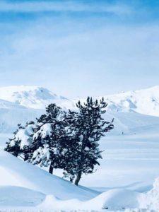 où aller en hiver espagne