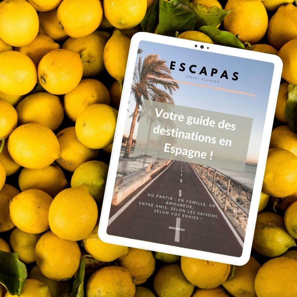 où aller en Espagne